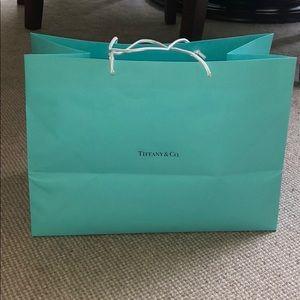 Extra Large Tiffany Bag
